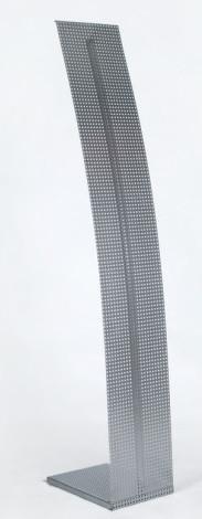 Буклетница перфорированная Парус (250х350х1650 мм) без карманов арт. П1