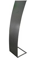 Буклетница перфорированная Парус (350х350х1650 мм) без карманов арт. П4