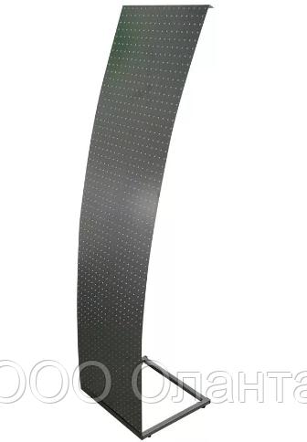 Буклетница перфорированная Парус (500х400х1650 мм) без карманов арт. П5