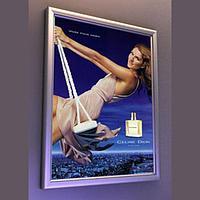Клик-рама алюминиевая формат А0, фото 1