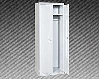 Шкаф для одежды двухсекционный (600х500х1800), фото 1