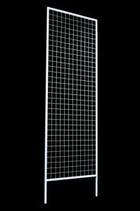 Панель с сеткой (600х2230 мм) арт. ПС
