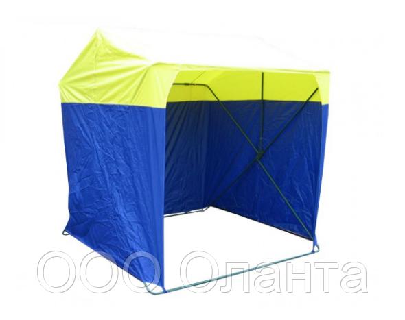 """Палатка для уличной торговли быстроразборная """"Кабриолет"""" (2000х2000 мм)"""