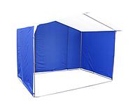 Палатка для уличной торговли разборная (2000х2000 мм) оцинкованный каркас, фото 1