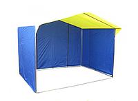 Палатка для уличной торговли ПВХ разборная (2500х2000 мм) оцинкованный каркас, фото 1