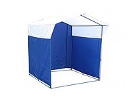 Палатка для уличной торговли разборная (2000х2000 мм) квадратная труба, фото 1