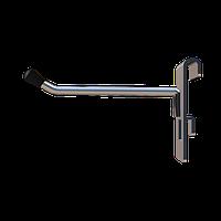 Крючок одинарный (L-150 мм) хром арт. FG291/5