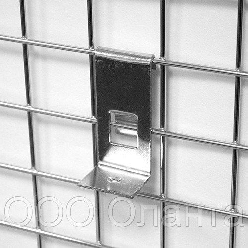 Кронштейн для полок из ДСП или стекла арт. FG601