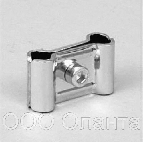 Крепеж сетка-сетка хром арт. FG604