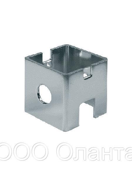 Крепеж сетка-стена хром арт. FG607