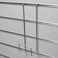 Подставка универсальная (100х50х300 мм) цинк арт.ЕК270
