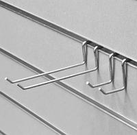 Крючок сдвоенный (L-150 мм) цинк арт.ЕК327/150