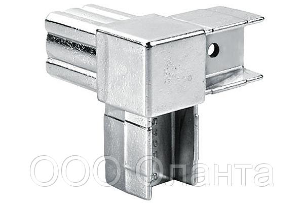 Соединитель трех труб угловой арт. PR1
