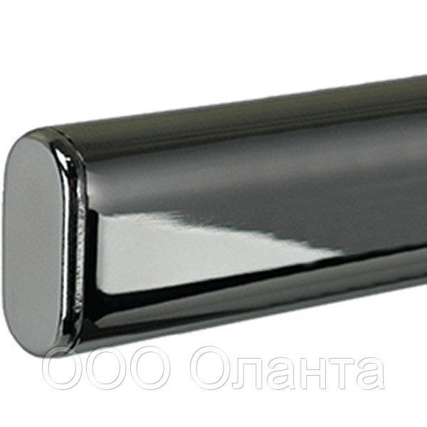 Штанга овальная 30х15 мм (L=3000 мм) хром арт. JK04