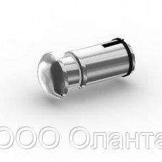 Заглушка трубы Vertical пластик арт. 320