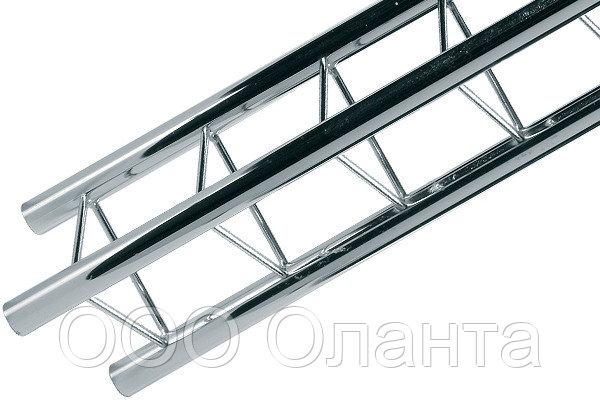 Колонна треугольная Tritix (L-2200 мм) хром арт. TR-2