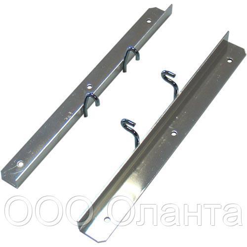 Полкодержатели (L-300 мм) Tritix хром арт. TR-22