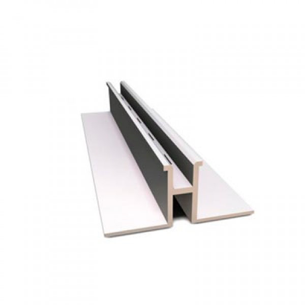 Рейка перфорированная SLIM (L-2400 мм) алюминий арт. SC2400