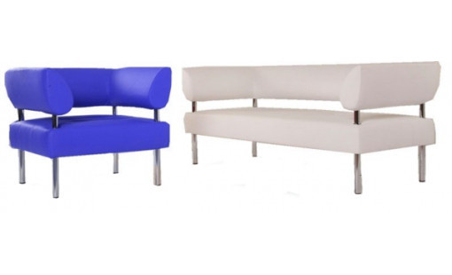Кресло (770х720х780) экокожа