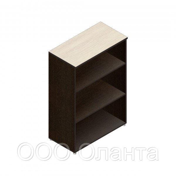Шкаф для документов офисный (798х418х1192) открытый