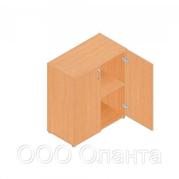 Шкаф для документов офисный (798х418х840) с дверками