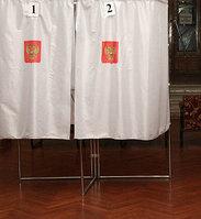 Кабина для голосования двухсекционная, фото 1