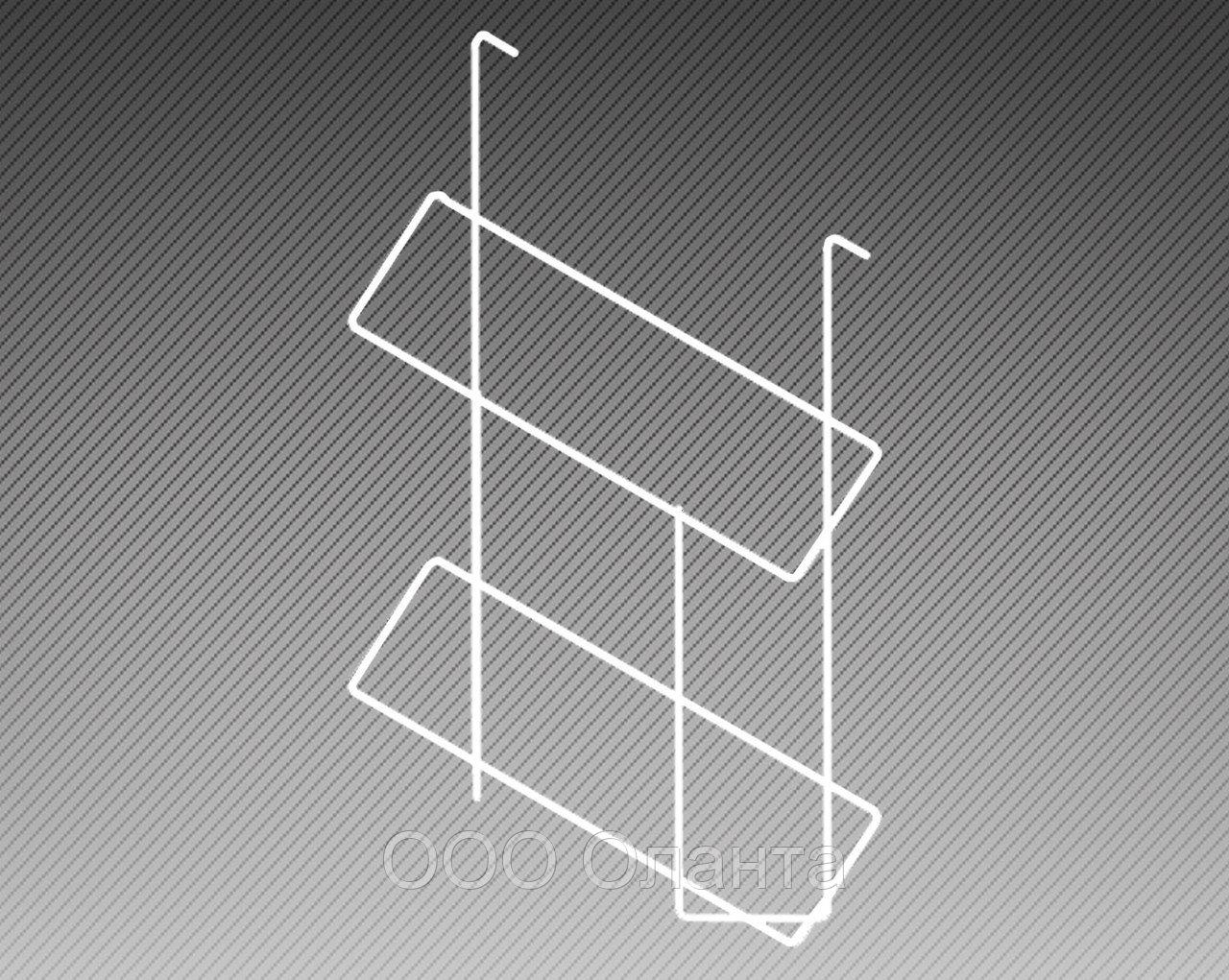 Карман проволочный А4 (глубина 40 мм)
