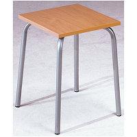 Табурет для школьной столовой (300х300х460 мм) арт. ТБ-1