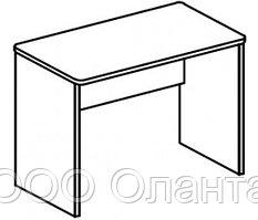Тумба-стол универсальный для детского сада (800х400х620) арт. СТМ6