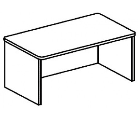 Тумба-лавка универсальная для детского сада (400х400х420) арт. ТЛ16
