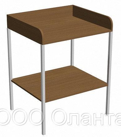 Стол пеленальный для учреждений (756х604х820)