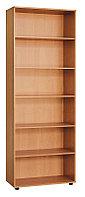Шкаф стеллажный библиотечный (850х250х1900), фото 1