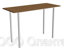 Стол для читателя (1200х500х760) металлокаркас
