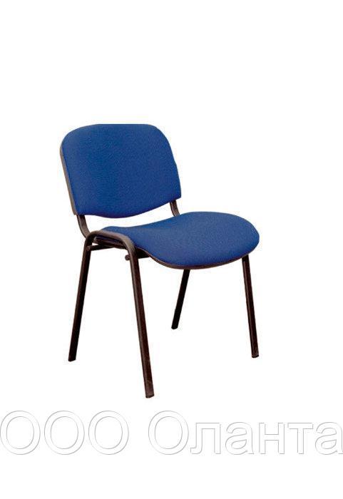 """Офисный стул """"ИЗО"""" (каркас черный/обивка ткань)"""