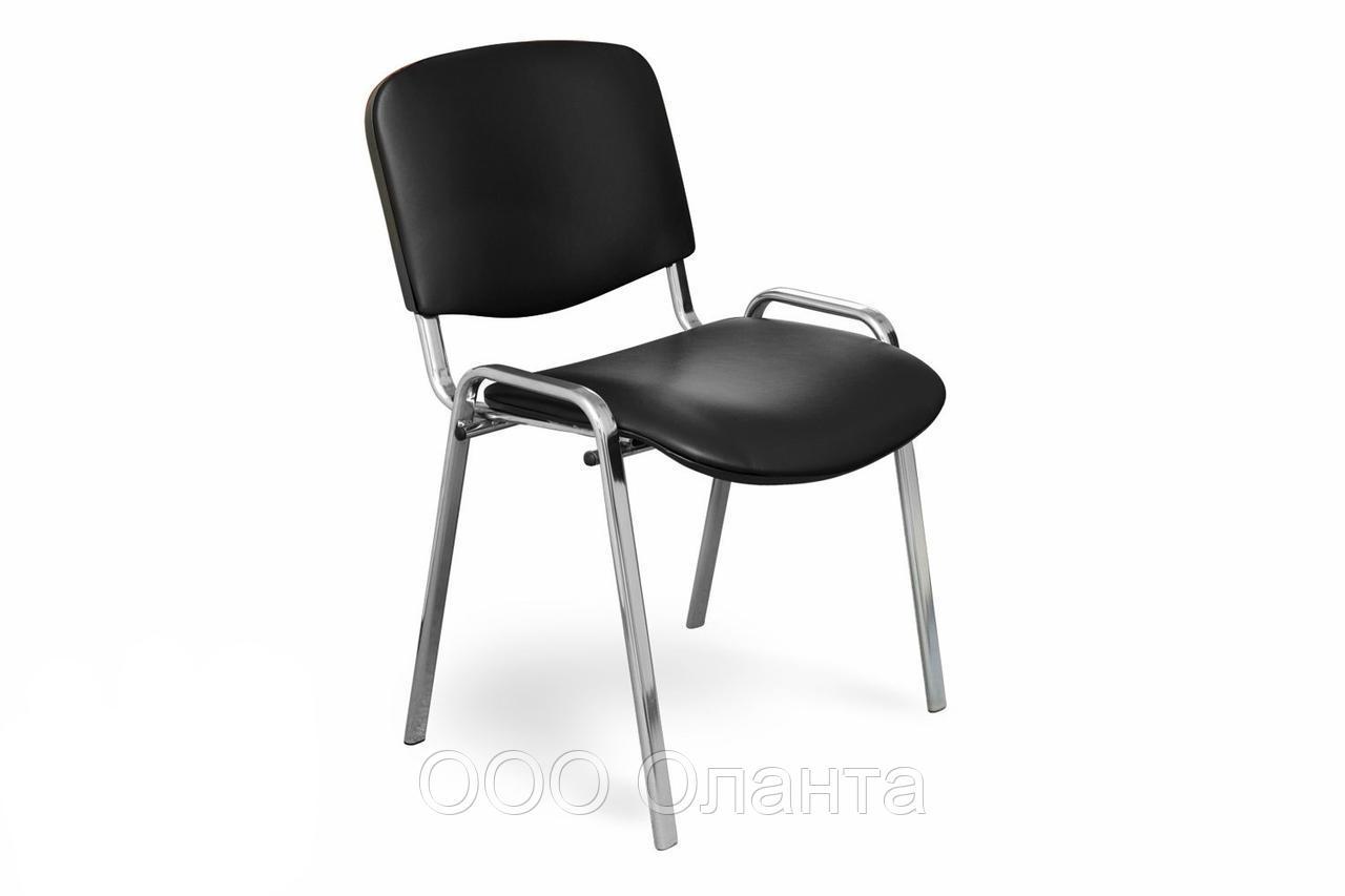 "Офисный стул ""ИЗО"" (каркас хром/обивка кожзам)"