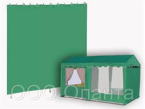 Стенка без окна (2500х2000 мм) для шатра 2.5х2.5 и 2.5х5.0