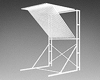 Стойка-экспозитор для ковров на 20 мест (2000х2220х3000 мм) арт. СК4, фото 1