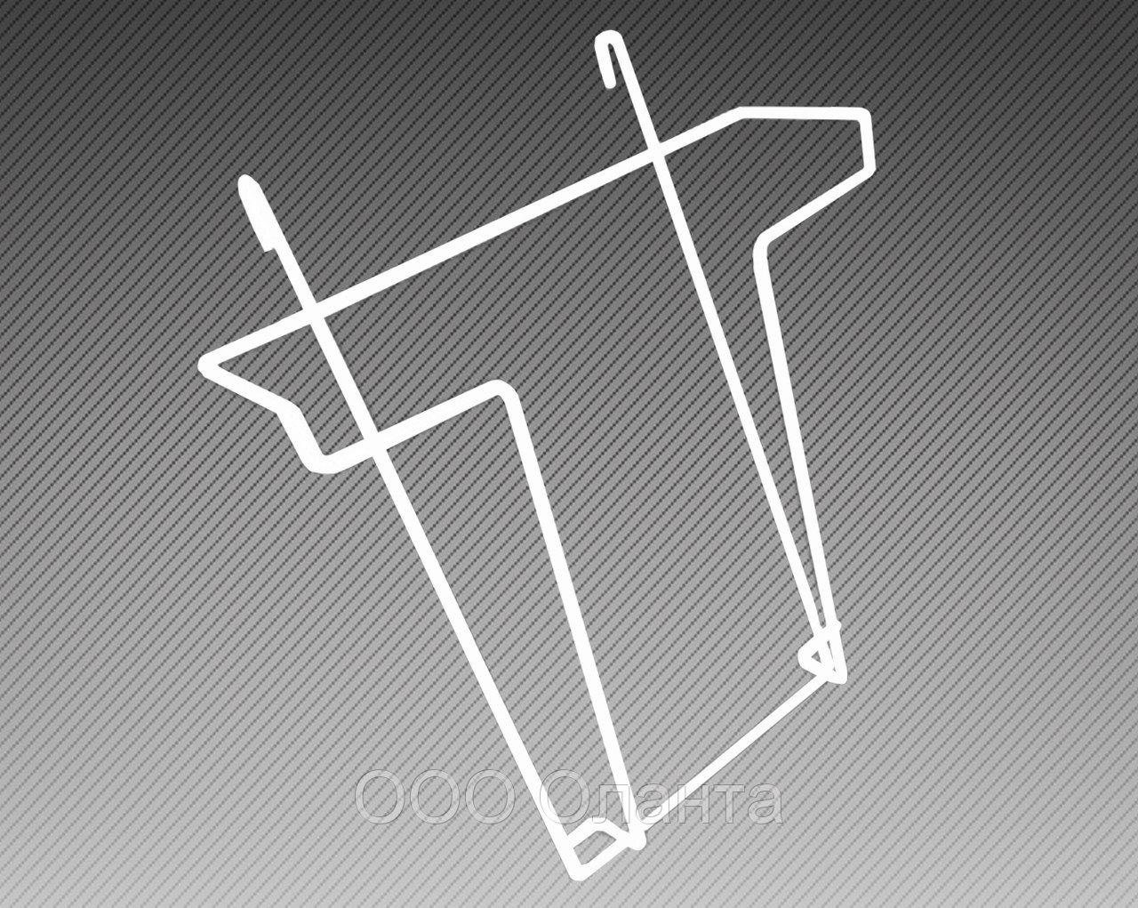 Карман проволочный А4 (глубина 60 мм)