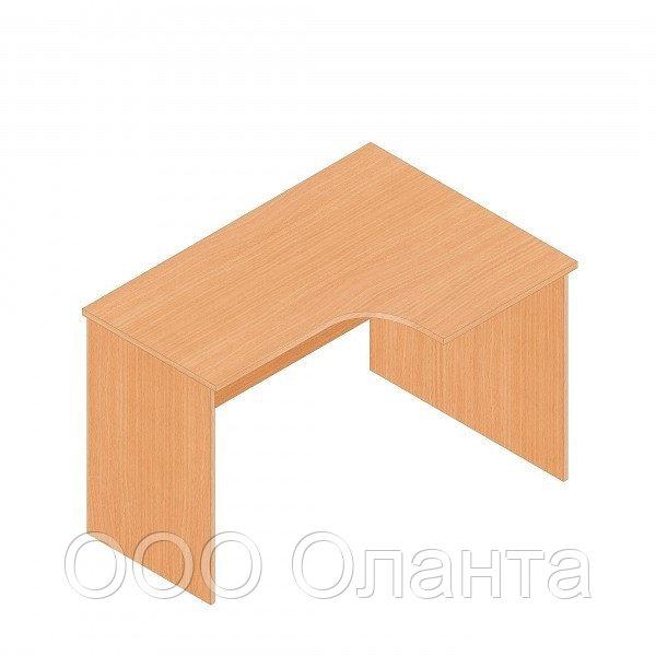 Стол угловой (1190х860х750) для офиса левый/правый