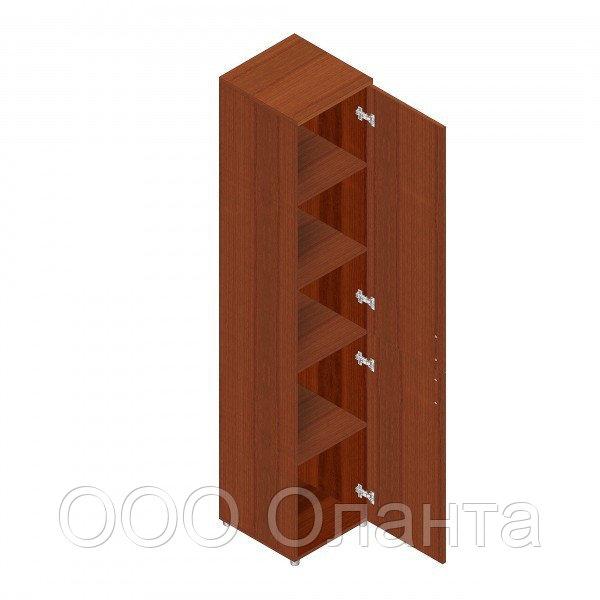 Шкаф для документов офисный (402х418х1960) с дверками