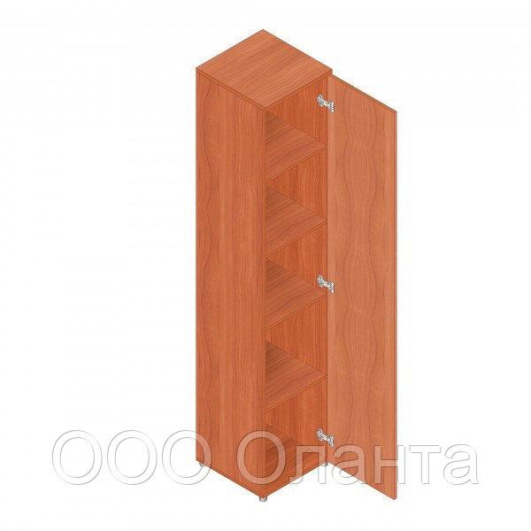 Шкаф для документов офисный (402х418х1960) с дверкой