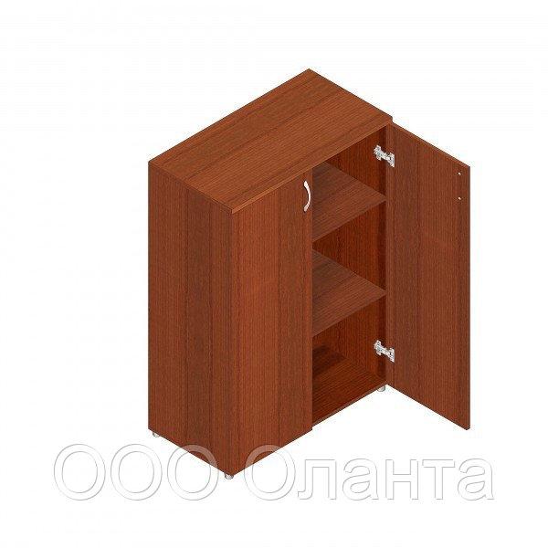 Шкаф для документов офисный (798х418х1192) с дверками