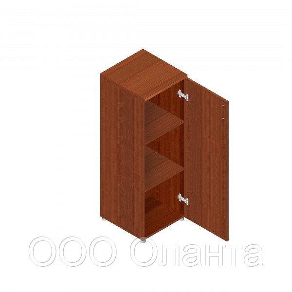 Шкаф для документов офисный (402х418х1192) с дверкой