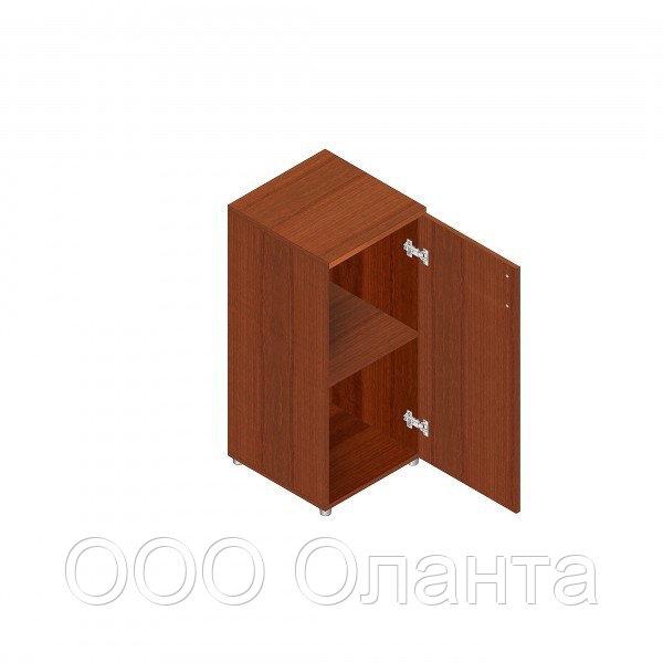 Шкаф для документов офисный (402х418х840) с дверкой
