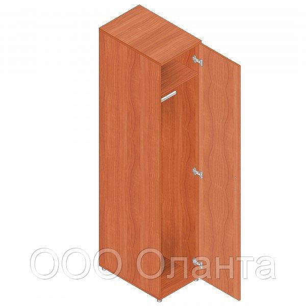 Шкаф гардеробный для офиса (402х610х1960)