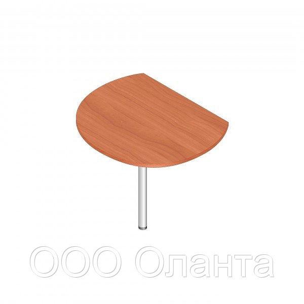 Брифинг-приставка к офисному столу (900х730х750)