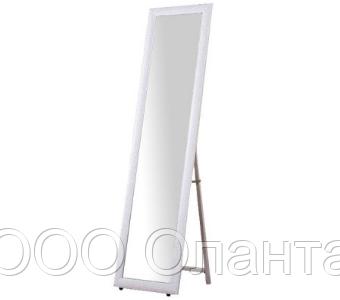 Зеркало напольное в багетной раме с фрезеровкой (400х1500 мм) арт. А400