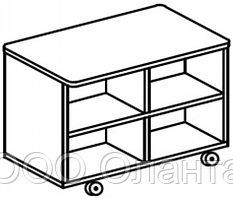 Тумба универсальная для детского сада (740х360х577) арт. ТМ21