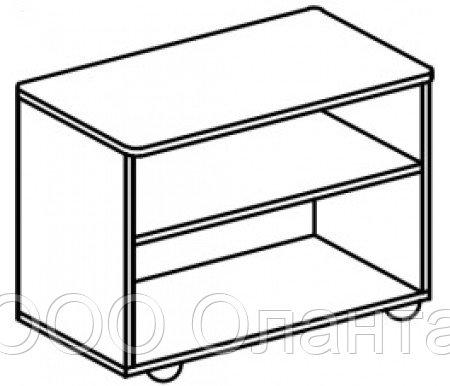 Тумба-стол универсальный для детского сада (800х400х620) арт. СТМ8