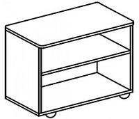 Тумба-стол универсальный для детского сада (800х400х620) арт. СТМ8, фото 1